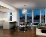 New Gramercy Condominium Apartment for Sale, 3 Bedroom 2.5 Baths, W/D, Floor to Ceiling Windows