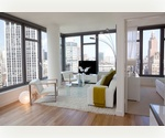 New Chelsea Luxury Apartment Rental, 1 Bedroom 1 Bathroom, Washer and Dryer, Fee, SS Appliances, Granite, DM
