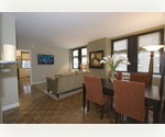 Most Sophisticated Residences Downtown Financial District, 1BR Convetible 2BR