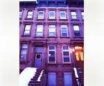 HARLEM PROPERTY, BROWN STONE READY FOR RENOVATION! One of best alley in Harlem $850. net
